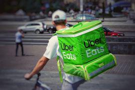 "Uber Eats ""dine-in"""