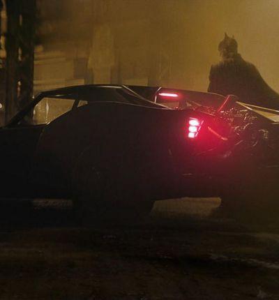 Image de tournage de The Batman par Matt Reeves