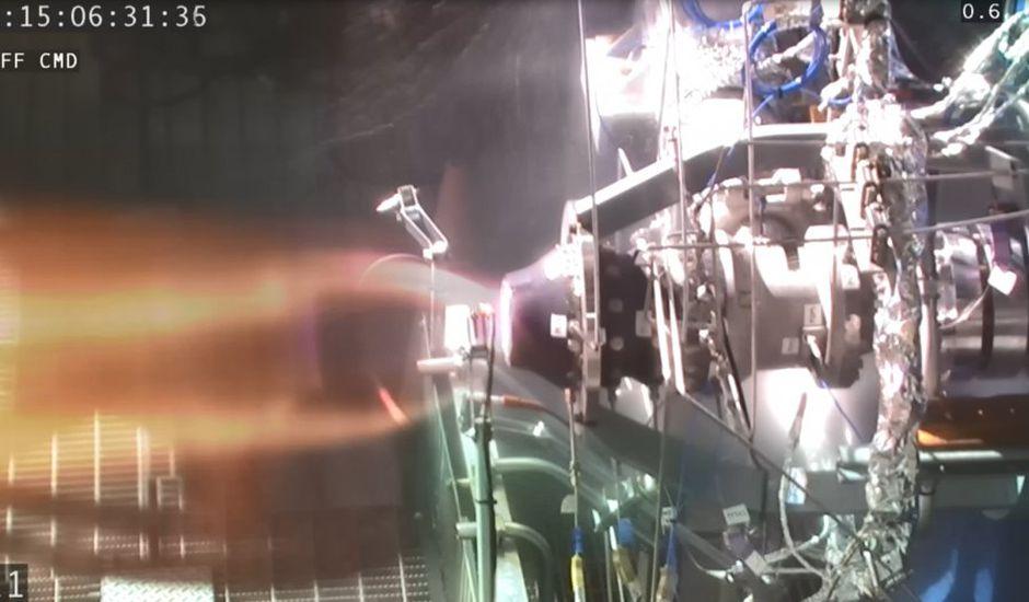 Stratolaunch réussit les essais de son composant moteur.