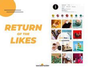 Une extension web montre les like qu'Instagram a souhaité cacher