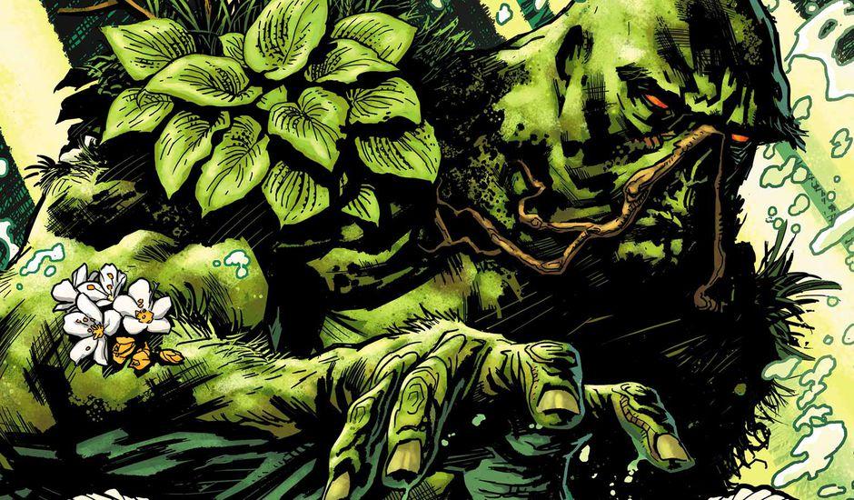 Swamp Things chez Urban Comics