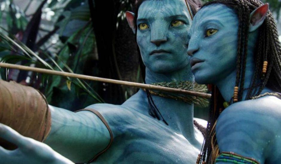 Jack et Neytiri dans Avatar