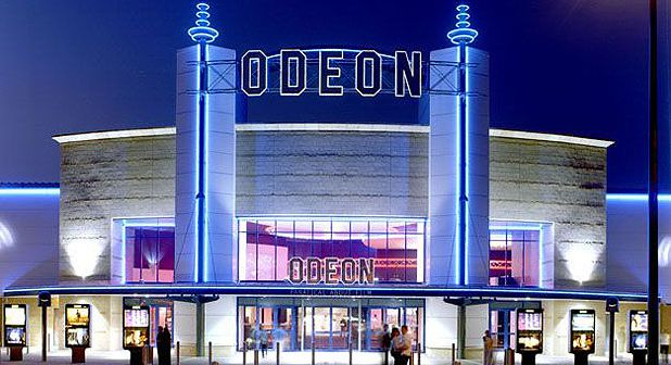 odeon_cinema Beacon