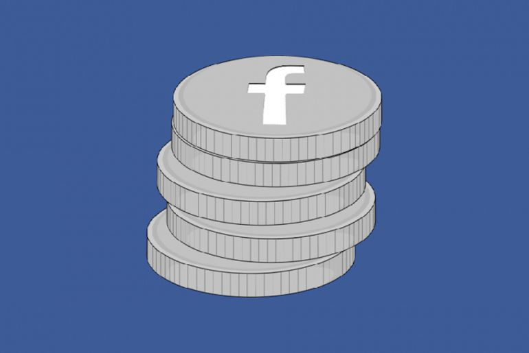 Facebook Coin pourrait rapport 17 milliards d'euros.