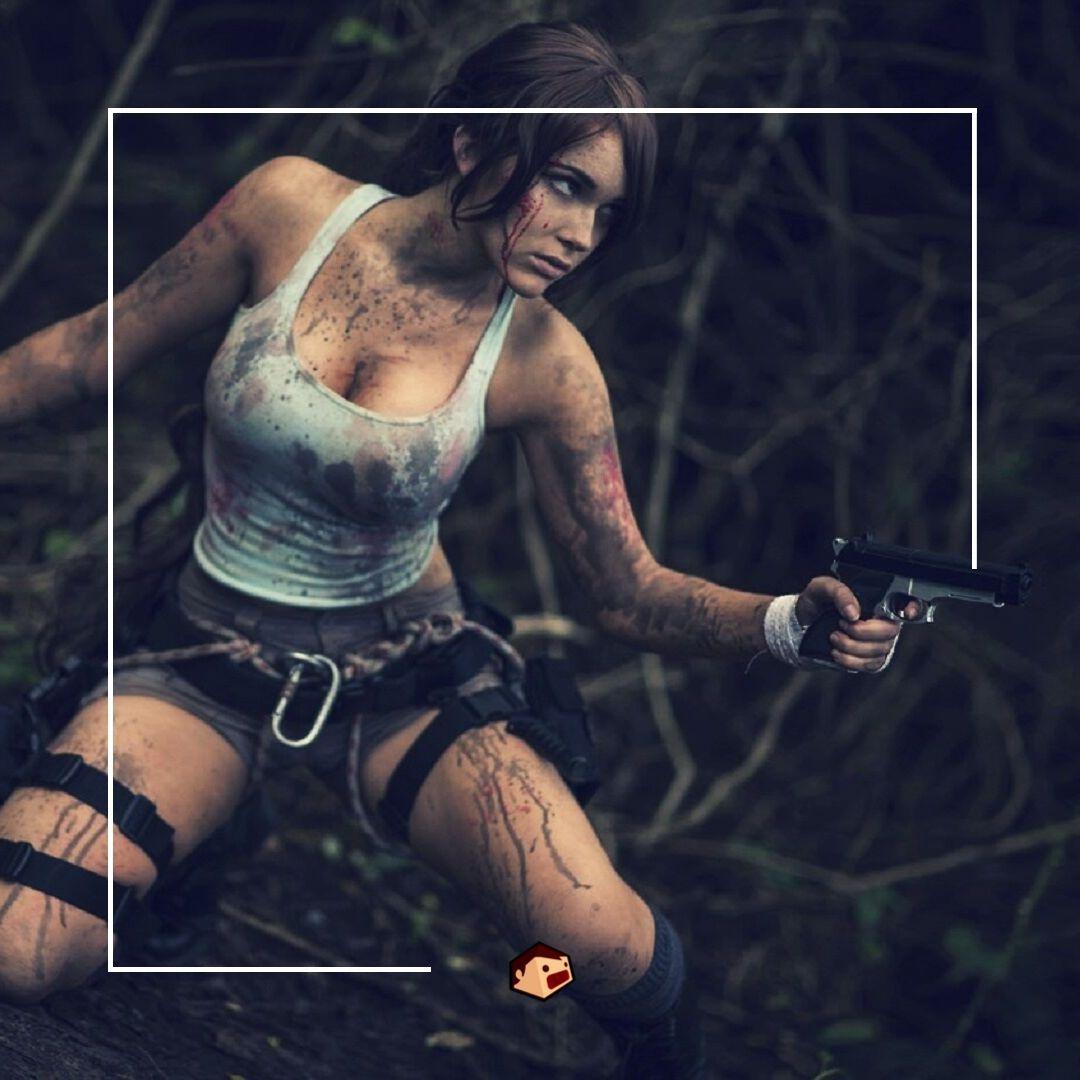 situation cosplay lara croft