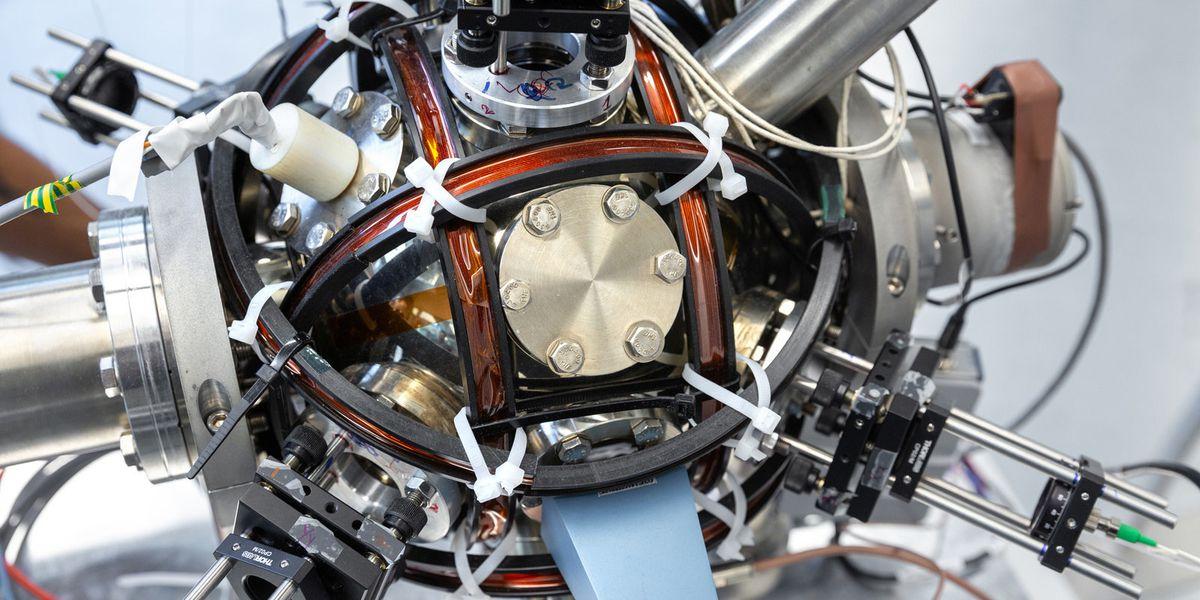 Une boussole quantique pourrait définitivement mettre le GPS au placard