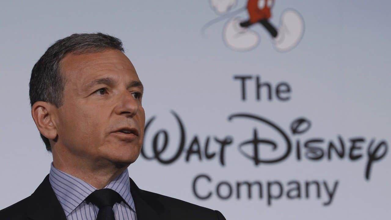 Bob Iger PDG Disney