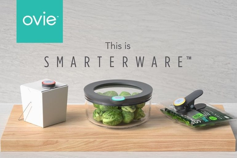 Un Tupperware intelligent qui grâce à Alexa vous informe quand vos aliments ne sont plus bons