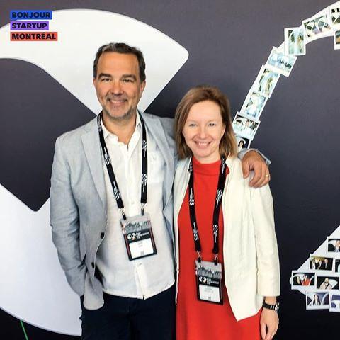 Liette Lamonde et Patrick Gagné