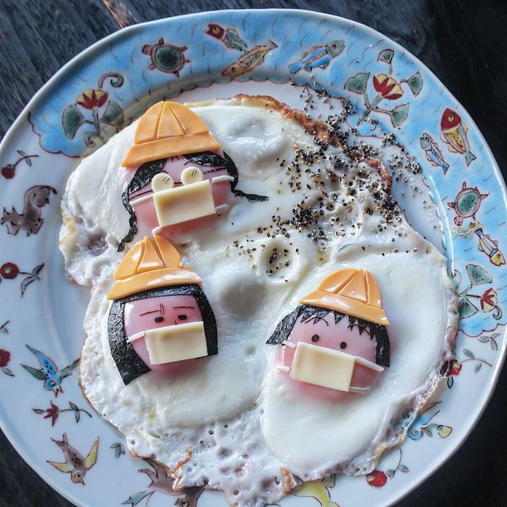 instagram maman cuisine plats trop mignons