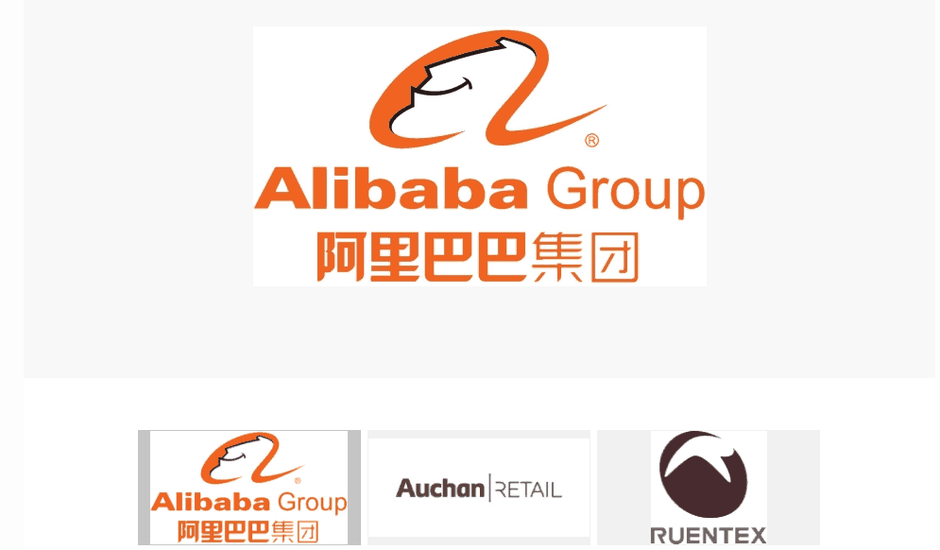 Alibaba Auchan Ruentex