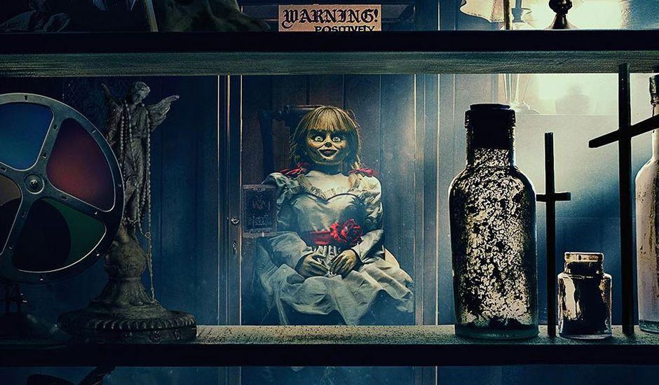 Les démons d'Annabelle 3 auront peut-être un spin-off