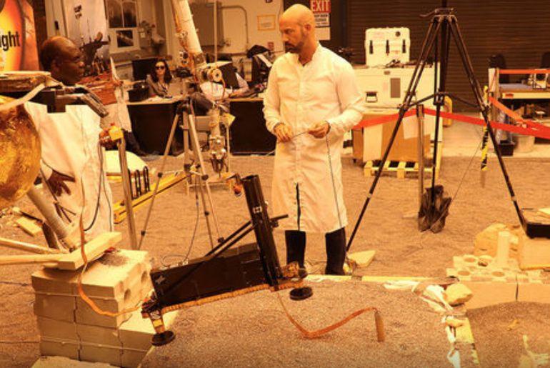 La NASA teste une nouvelle méthode de forage.