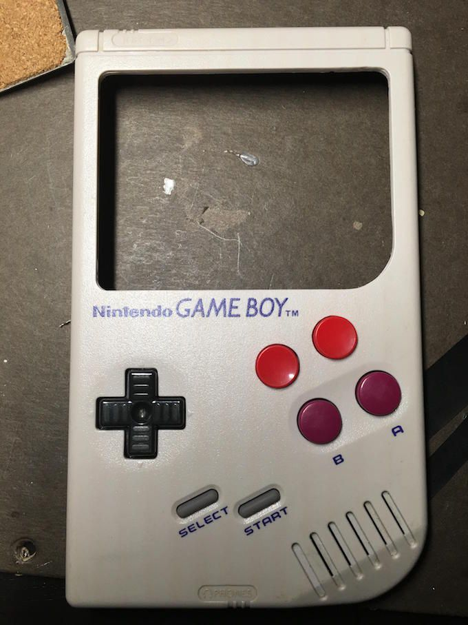 Game Boy Zero Wermy 2