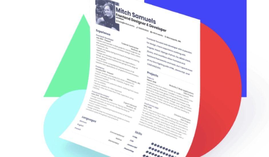 Un outil pour transformer un profil LinkedIn en CV