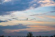 Zephyr Airbus Drone