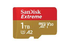 Carte microSD SanDisk 1 To