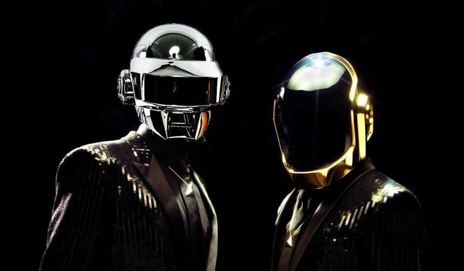 Le duo français Daft Punk