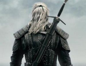 Affiche de la série The Witcher