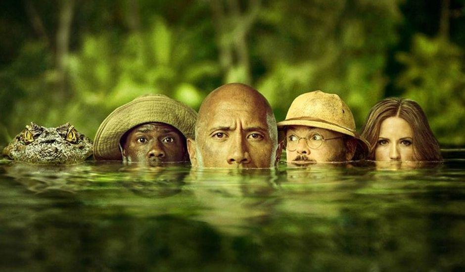 Le trailer du film Jumanji 3