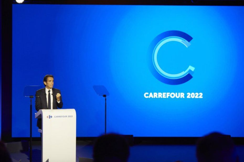 Carrefour veut réduire le gaspillage alimentaire grâce à l'intelligence artificielle