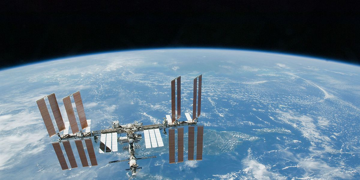 La NASA a choisi le premier module commercial de la Station Spatiale Internationale