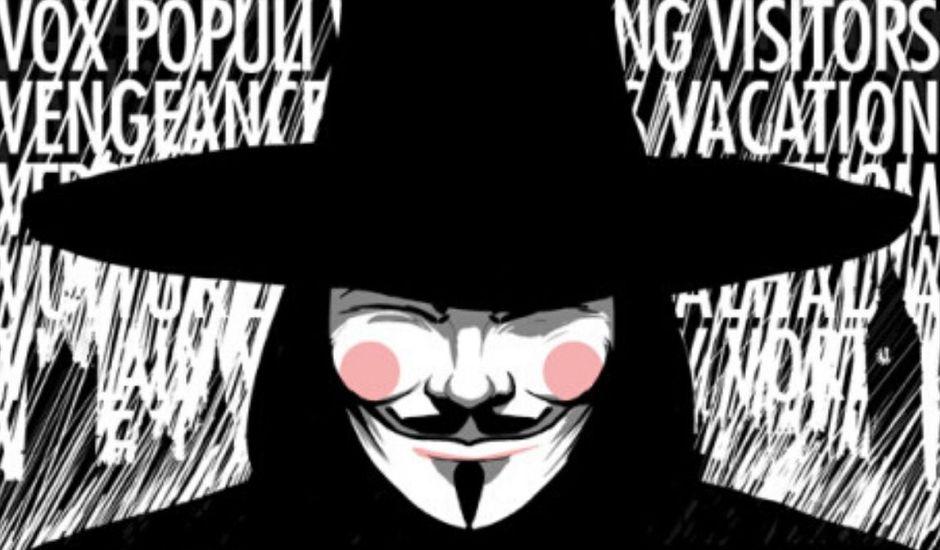 v pour vendetta urban comics mars 2020