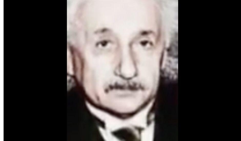 Einstein Deepfake