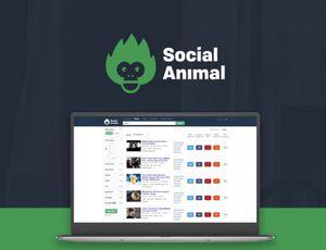 cover social animal