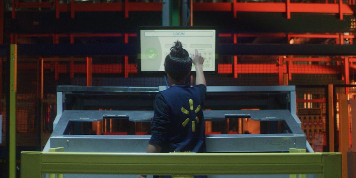 Walmart compte sur son robot Alphabot pour révolutionner les courses en ligne