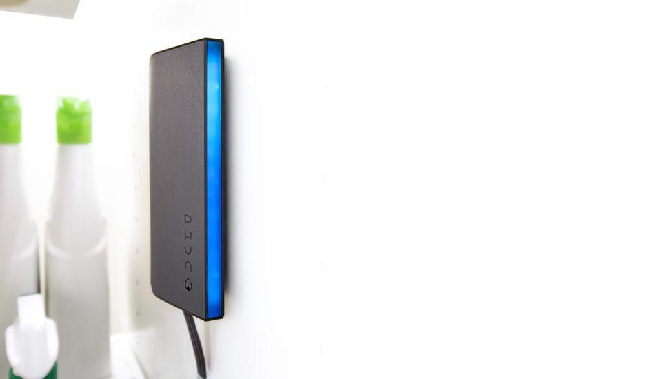 Un appareil intelligent qui surveille la consommation d'eau