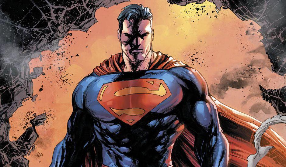 Les storyboards du projet annulé sur Superman