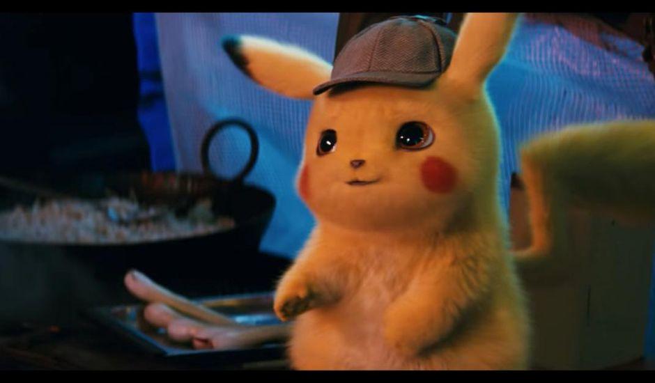 détective pikachu critique film cinéma
