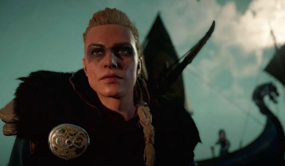 Eivor dans Assassin's Creed Valhalla