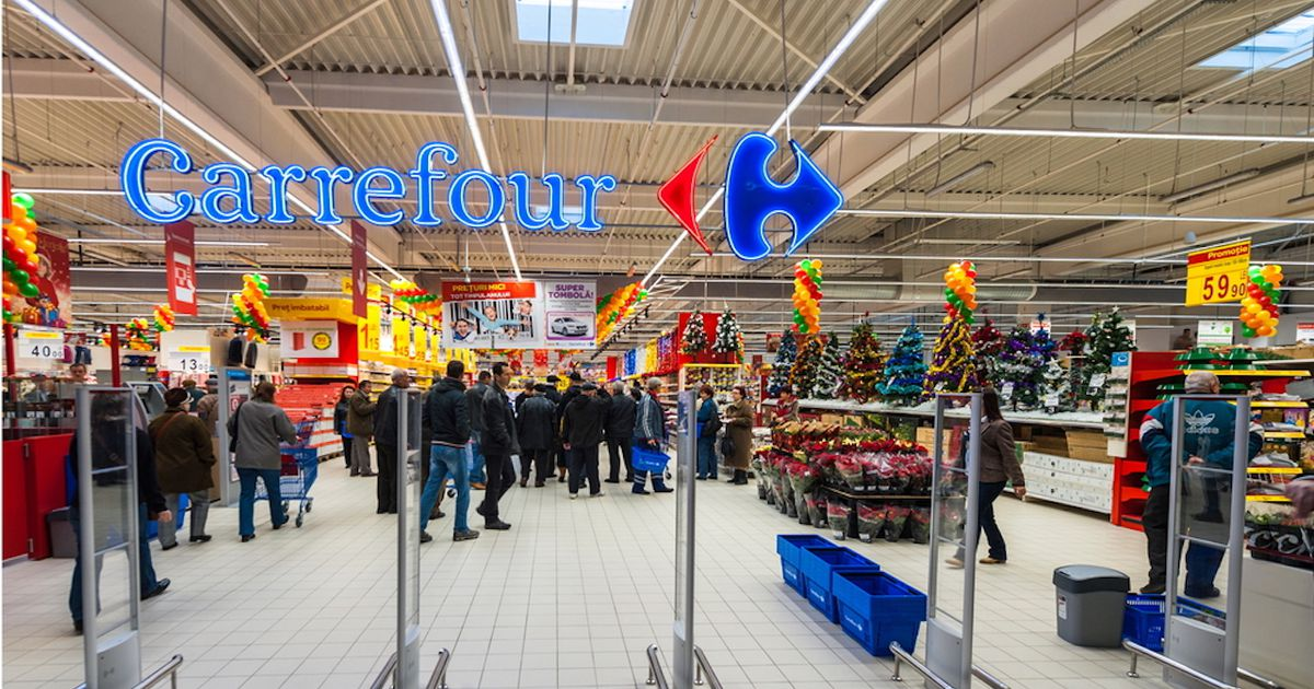 La CNIL inflige plus de 3 millions d'euros d'amende à Carrefour