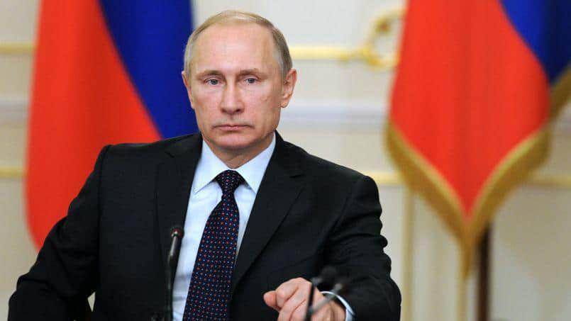 Poutine président Russie