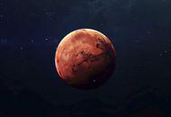 De l'eau proche de la surface de Mars ?