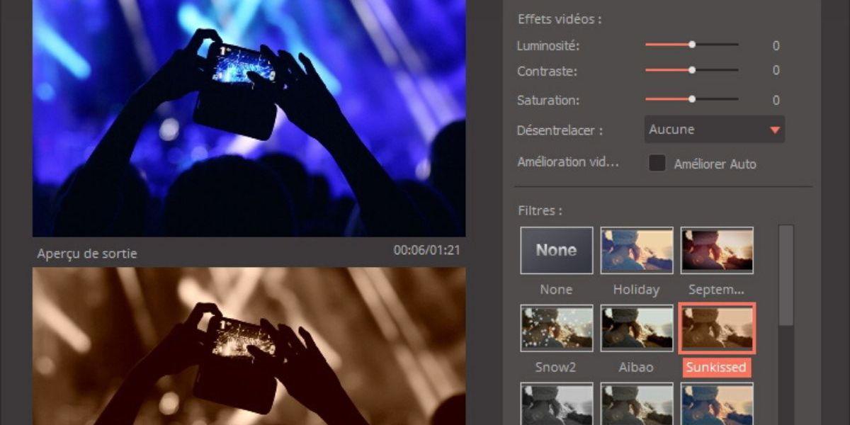 Uniconverter : une boîte à outils vidéo complète pour convertir, éditer, compresser etc