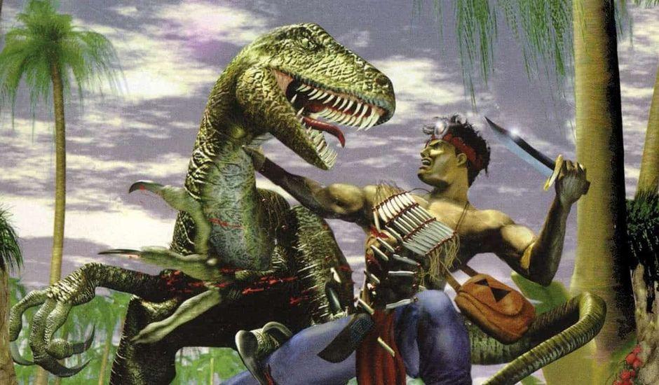 Turok : Dinosaur Hunter revient sur Switch