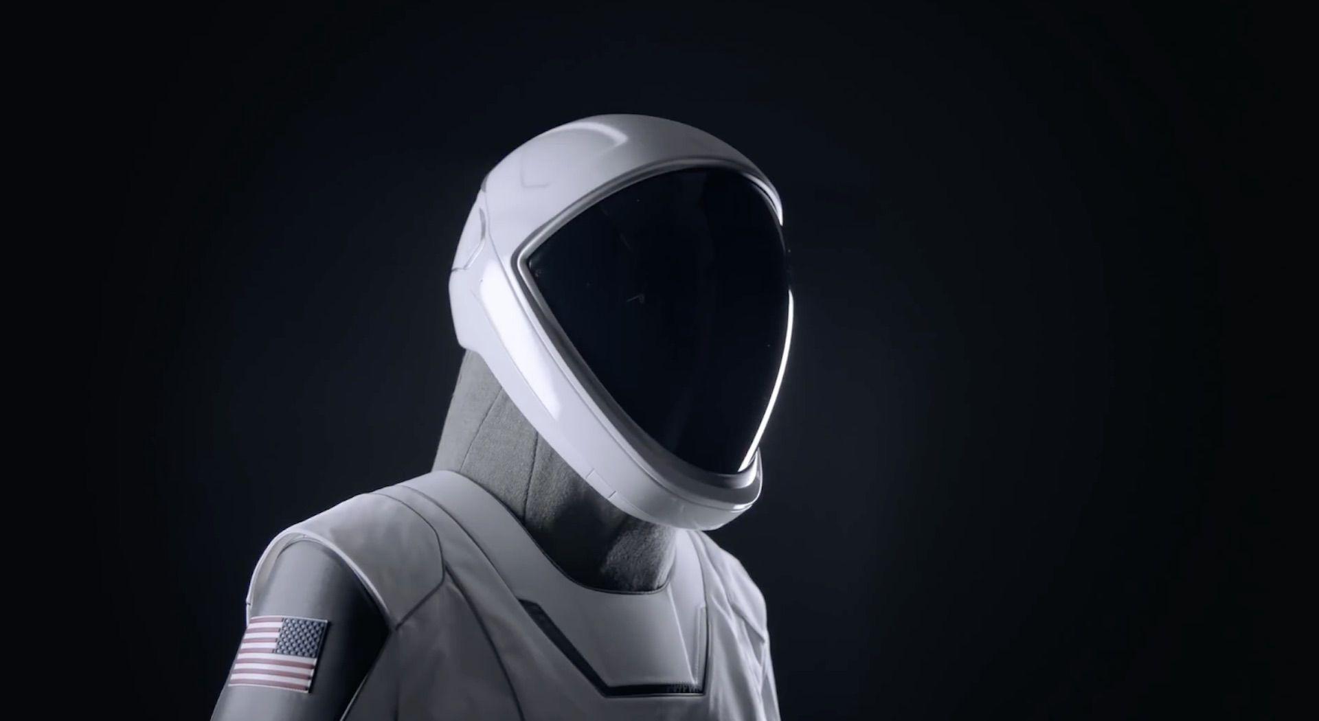SpaceX dévoile les secrets de sa combinaison spatiale