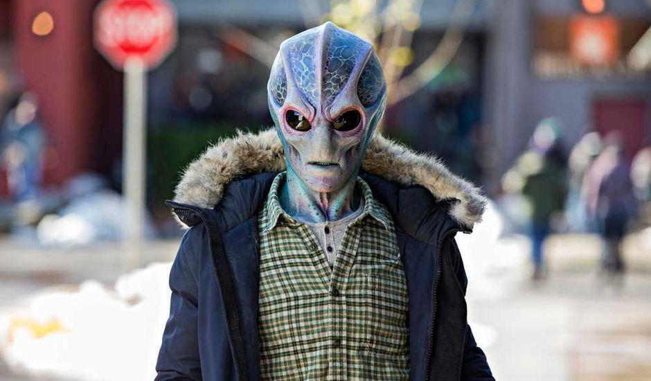 Resident Alien Alan Tudyk Syfy