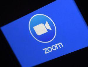 Le logo de Zoom