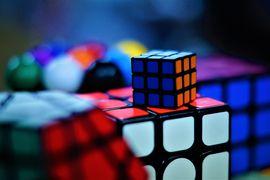 rubik's cube IA