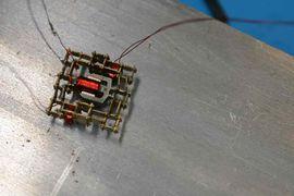 Des robots capables de se moduler eux-mêmes.