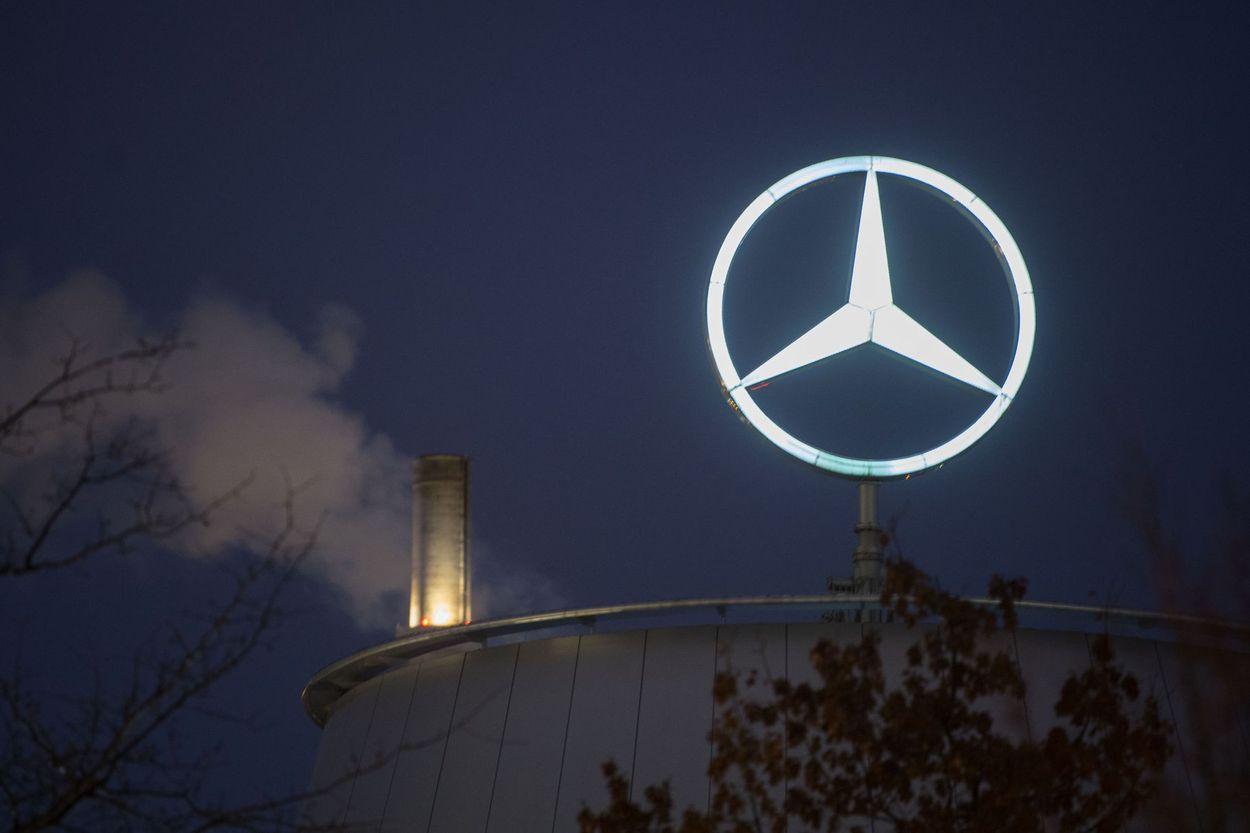 Daimler : 870 millions € d'amende pour avoir trafiqué ses émissions polluantes