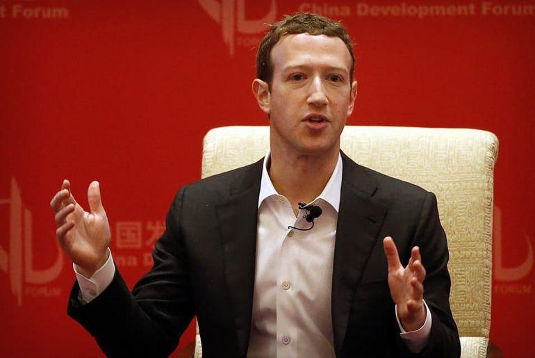 Facebook Chine filiale