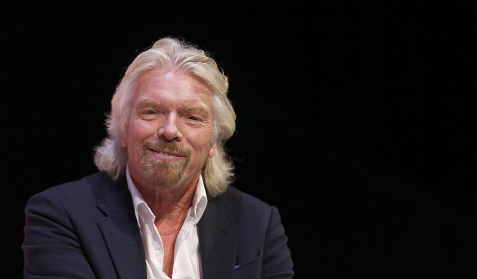 Richard Branson Virgin Hyperloop One