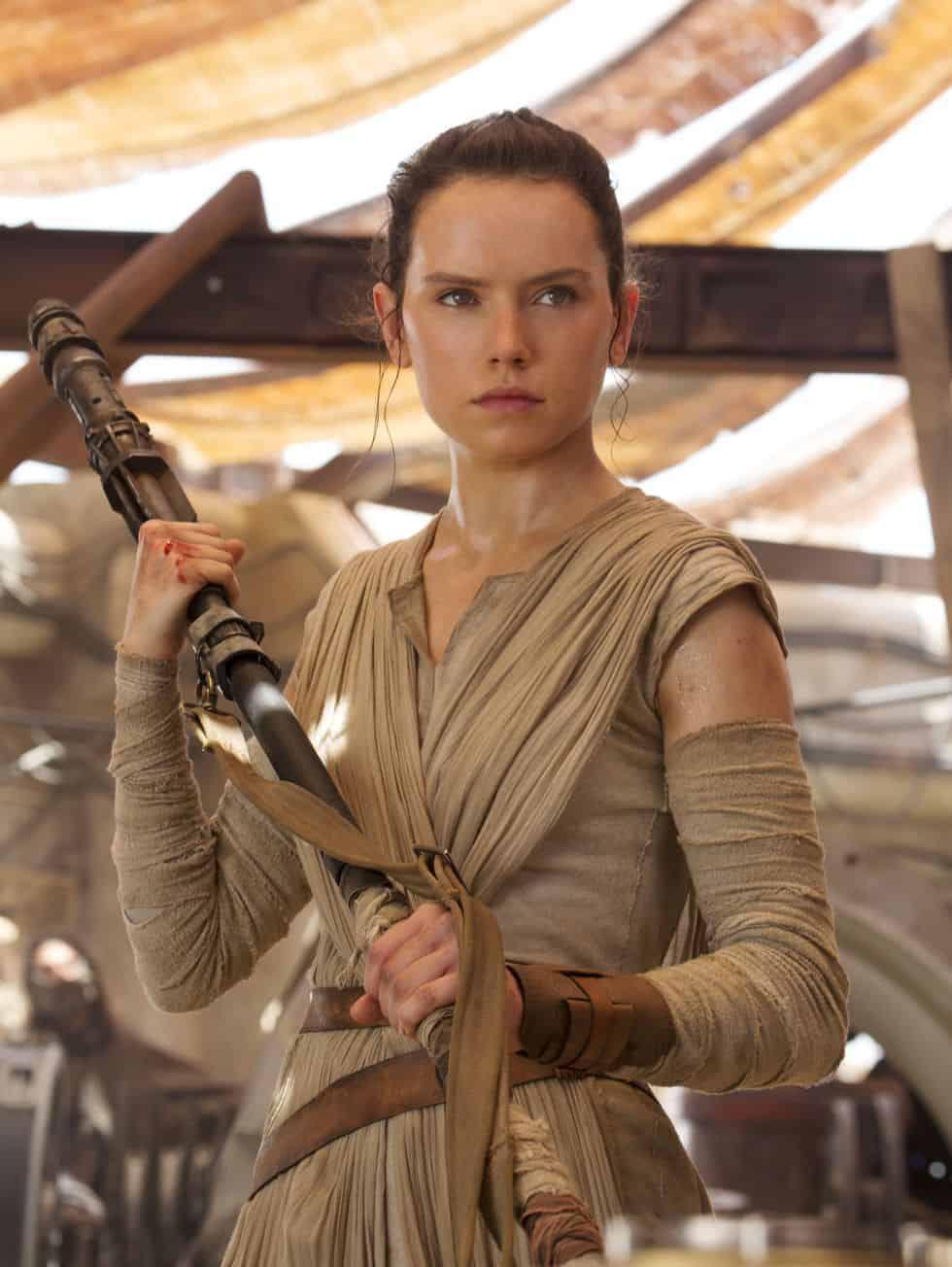 Daisy Ridley quitte Star Wars