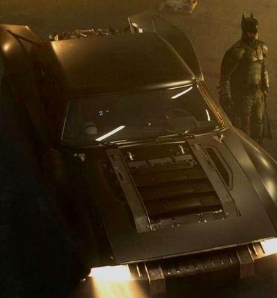 Un aperçu du tournage de The Batman