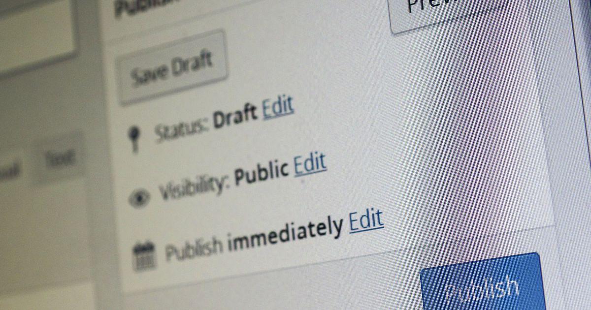 WordPress 5.4 arrive avec plus de rapidité et de confidentialité